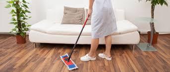 vinyl floor maintenance