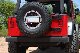 flush mount tail lights flush mount led taillights on a 2006 jeep wrangler