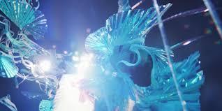Blue Photo Album Björk Reveals New Album Release Date Stunning Cover Pitchfork
