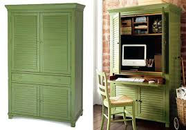 Computer Hutch Armoire Armoire Computer Hutch Armoire Medium Size Of Office And