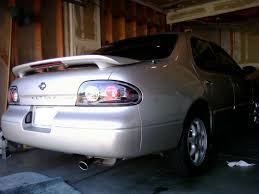 jdm nissan altima custom taillights nissan forums nissan forum