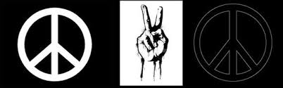 peace symbol tattoos what do they peace sign