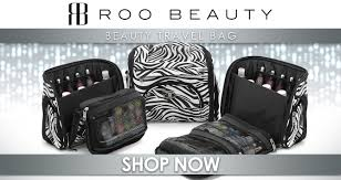 a beauticians dream new travel beauty case roo beauty youtube