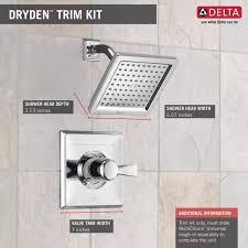 Dryden Delta Faucet T14251pn In Polished Nickel By Delta Faucet Company In Atlanta Ga