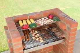 Backyard Barbecue Grills 13 Bricks Backyard Barbecue That You Could Build For The Weekend