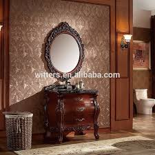 31 Inch Bathroom Vanity by Wts16088 31 Inch French Simple Handcrafted Walnut Color Single