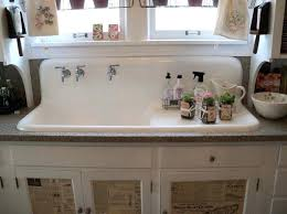 Antique Kitchen Sink Faucets Impressive Antique Kitchen Sinks Farmhouse Sink Plumbing