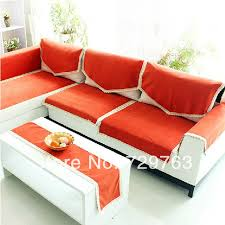Sofa Seat Cushion Slipcovers Seat Covers For Furniture Velcromag