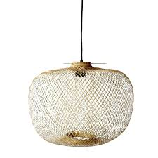 Woven Pendant Light Appealing Woven Pendant Light 36 Woven Wicker Pendant Light Bamboo