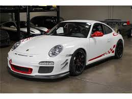 2011 porsche gt3 rs for sale 2011 porsche 911 gt3 rs for sale classiccars com cc 1016546