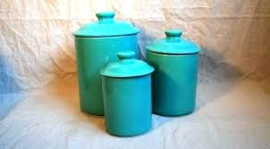 blue kitchen canister blue kitchen canister sets darlingbecky me