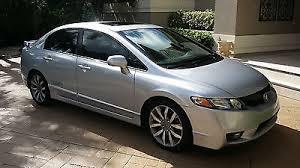 2009 honda civic si cars for sale