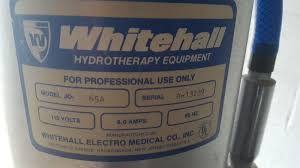 whitehall whirlpool tub model no 65a podiatry physical therapy