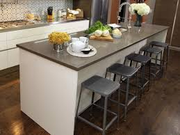 ideas for small kitchen islands small kitchen island with stools my home design journey