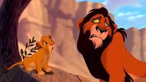 scar originally supposed raise simba u0027the lion king