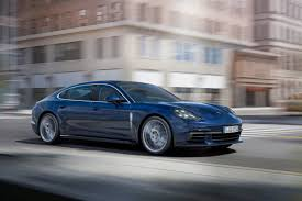 Porsche Panamera Top Speed - 2017 porsche panamera gains executive lwb version new