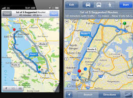apple maps apple maps app got errors missing cities wrong icon more