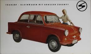 trabant 10 reasons you should buy a classic communist car aa cars
