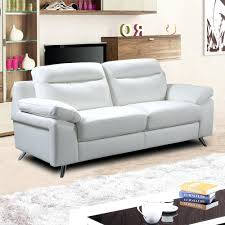 White Leather Sofa Recliner Recliners Trendy Off White Leather Recliner For Inspirations