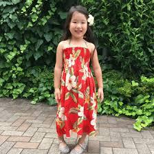 welina rakuten global market kids clothes hawaiicasualred