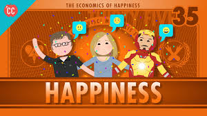 Happiness Worksheets The Economics Of Happiness Crash Course Econ 35 Find Crash