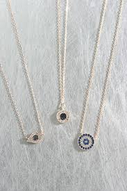silver eye necklace images Best 25 evil eye necklace ideas eye jewelry evil jpg