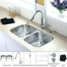 kitchen sink faucet combo vessel sink faucet combo epicsafuelservices com