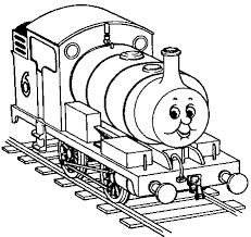 finest collection thomas tank coloring pages coloringpagehub