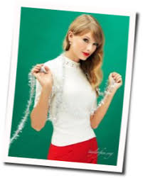 taylor swift white christmas guitar chords