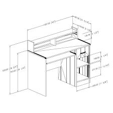 Average Office Desk Height Office Furniture Nenanh Com