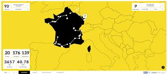 Tour De France Map by P2 U2013 Written Work U2013 Good Website U2013 100 Years Of The Tour De France