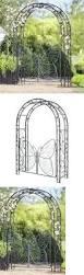Wedding Arches On Ebay Arbors And Arches 180993 Gated Arbor By Martha Stewart