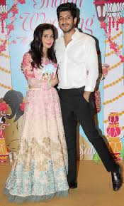 weddings for dummies sakshi salve with mohit marwah at the launch of sakshi salve s