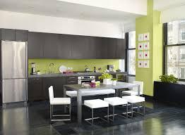 modern kitchen color schemes some factors choosing kitchen color