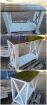 Pallet Console Table Amazing Things You Can Make Using Old Shipping Pallets Pallet