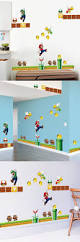 best 25 mario sticker star ideas on pinterest mario smash creative home decor 3d wall stickers cartoon game star