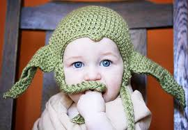 Star Wars Halloween Costumes Babies Baby Yoda Halloween Costume Becky