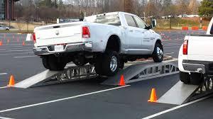 Ford F350 Truck Parts - frame twist test 2014 ram 3500 vs 2014 ford f350 big trucks