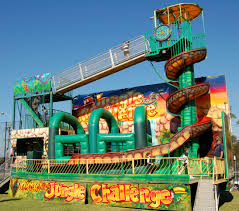 jungle challenge carnival ride hire sydney launch your next event