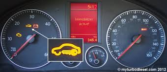 All Dashboard Lights Come On While Driving Immobilizer Faq And Troubleshooting For Vw And Audi With Key