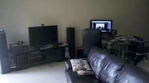 livingroom pc pc in living room setup www lightneasy net