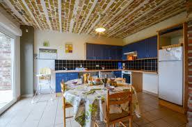 cuisine bailleul location gîte la ferme bleue aux hirondelles réf 1015 à bailleul