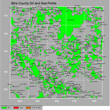 Kansas Counties Map Ellis County Remains Biggest Oil Producing Kan County In 2013