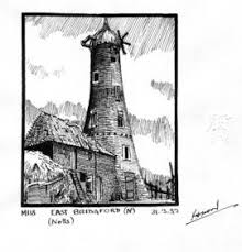 drawings of windmills in nottinghamshire images u0026amp documents