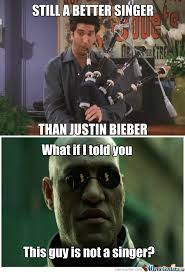 Funny Justin Bieber Memes - rmx still a better singer than justin bieber by yellow05 meme