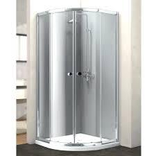 box doccia cristallo 80x80 doccia semicircolare cristallo trasparente 6 mm alluminio