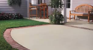 How To Paint Outdoor Concrete Patio Exterior Concrete Paint How To Paint An Outdoor Concrete Patio