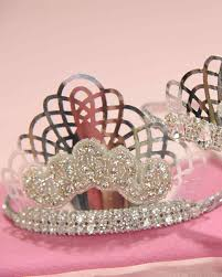 handmade tiara u0026 video martha stewart