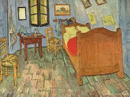 fresh bedroom at arles van gogh vincent wallpapers