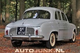 renault dauphine renault dauphine foto u0027s autojunk nl 206784